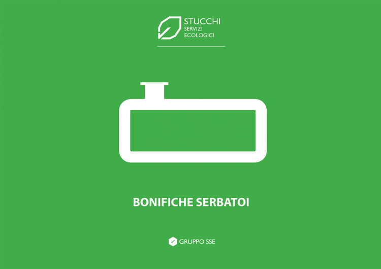 BONIFICHE SERBATOI